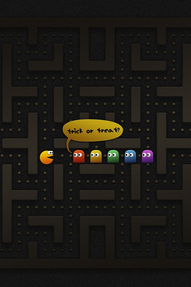 pac man wallpaper free iphone wallpapers