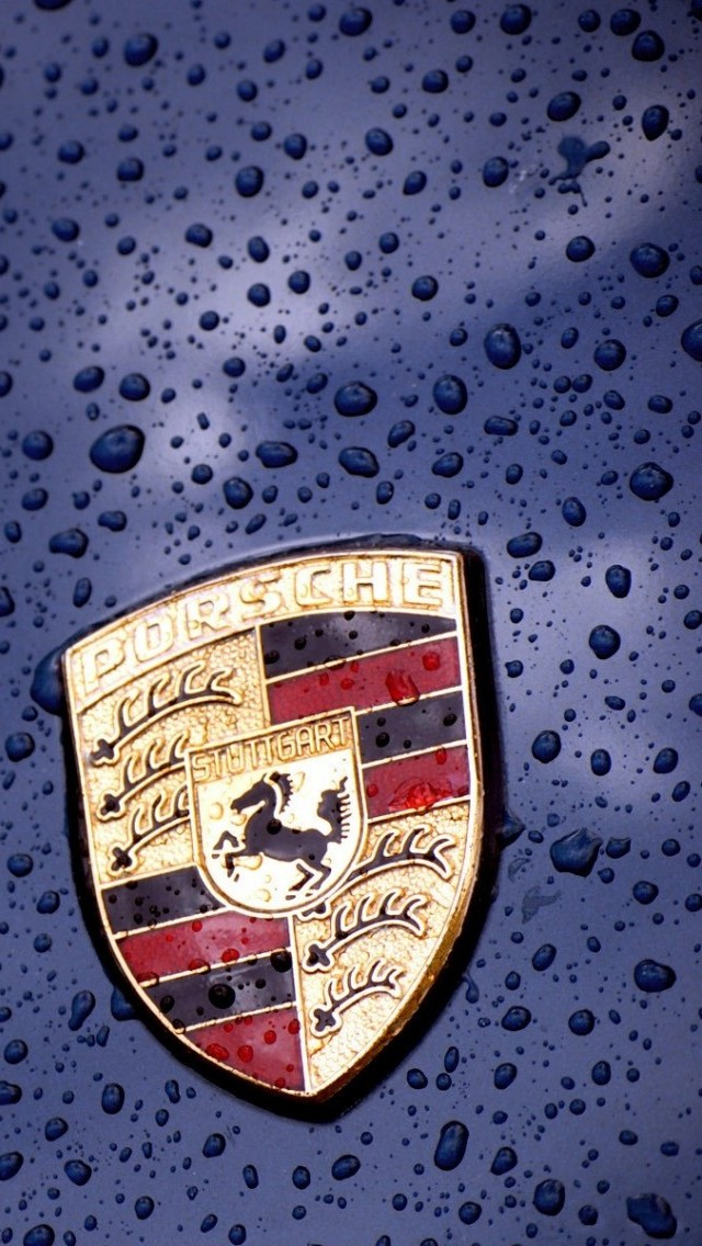 Porsche Logo IPhone 6 Plus And 5 4 Wallpapers