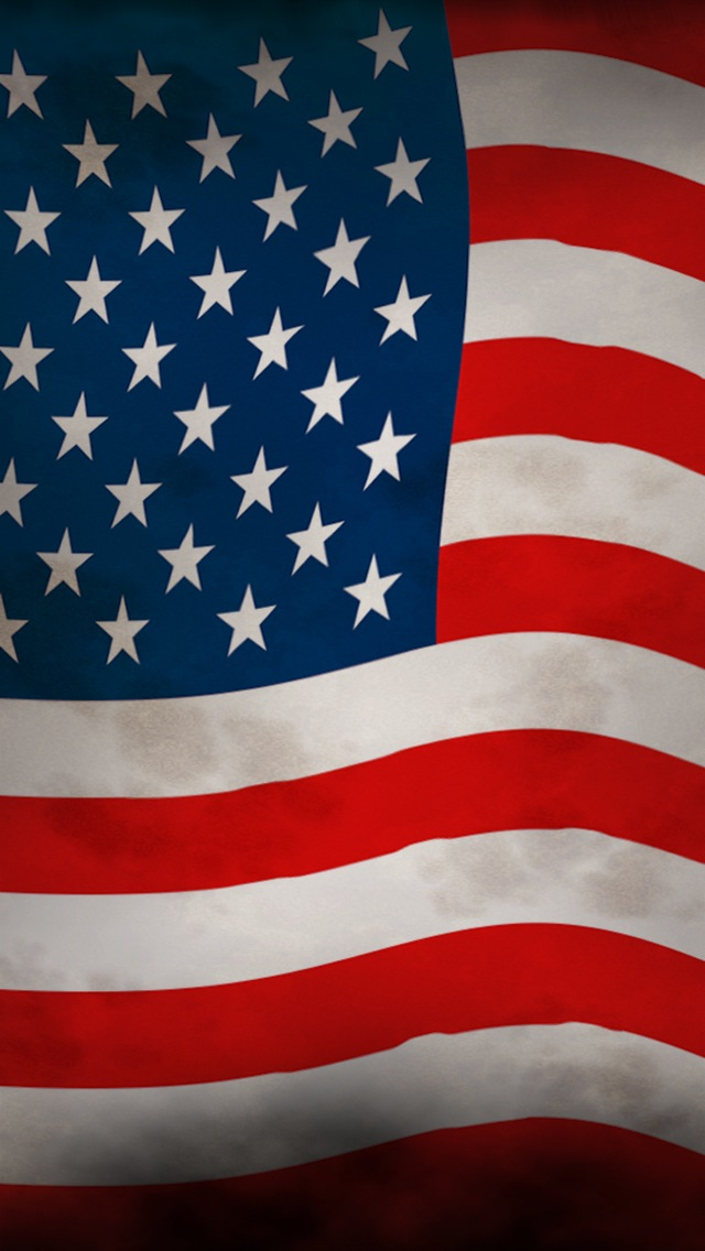 American Flag Iphone 6 6 Plus And Iphone 5 4 Wallpapers