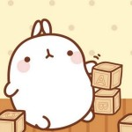 Cute Molang