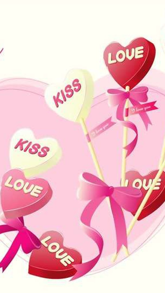 Love Wallpaper For Iphone 5c : Kiss Love Wallpaper - Free iPhone Wallpapers