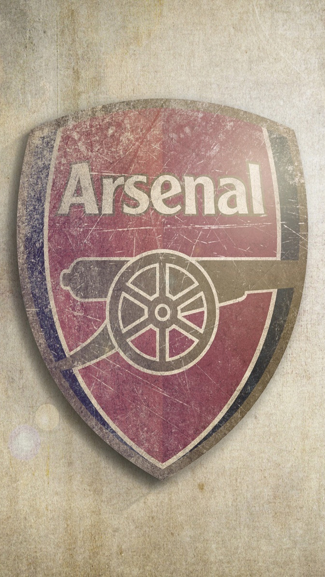 Vintage Arsenal Football Club Logo