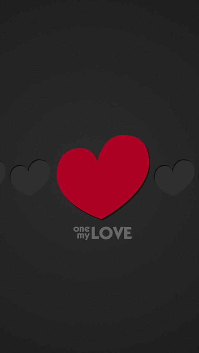 Love Wallpaper For Iphone 5c : One My Love Wallpaper - Free iPhone Wallpapers