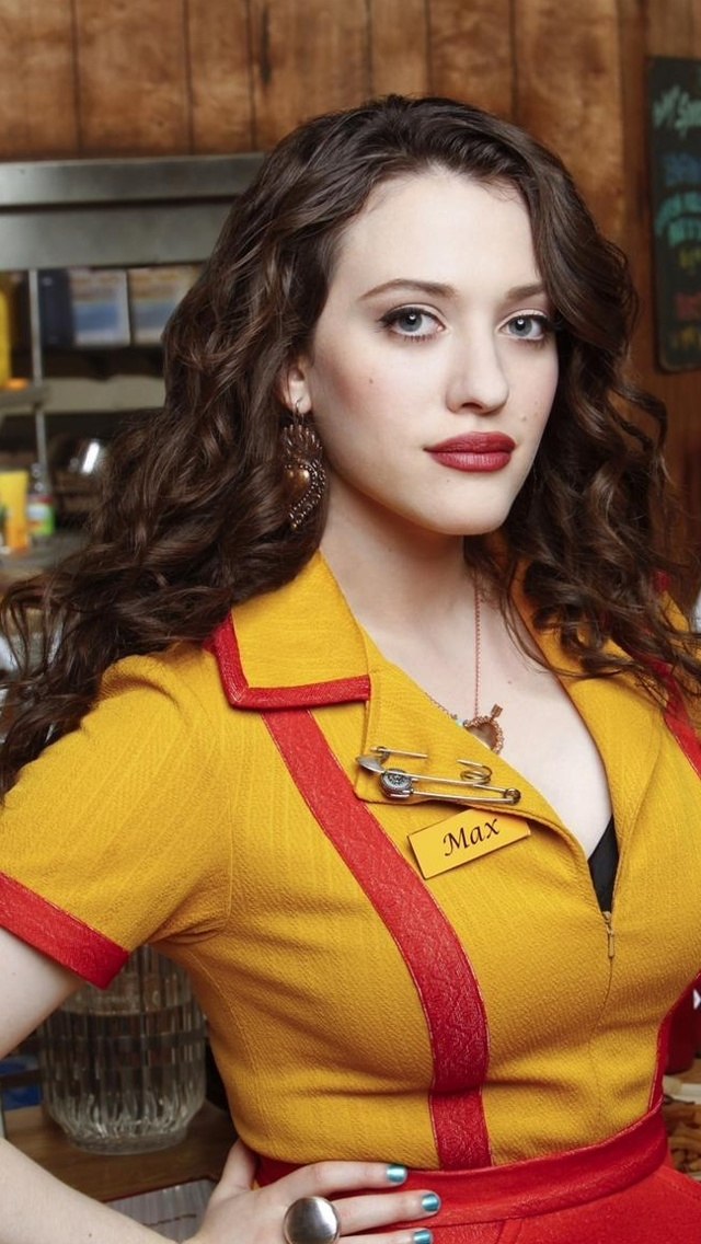2 Broke Girls Max Black