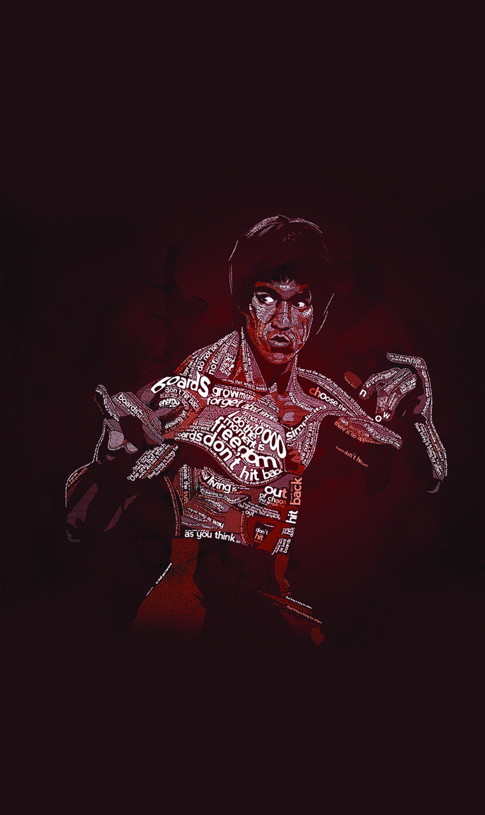 Bruce Lee Iphone 6 6 Plus And Iphone 5 4 Wallpapers