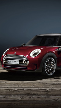2014 MINI Clubman Red