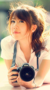 Photography Girl