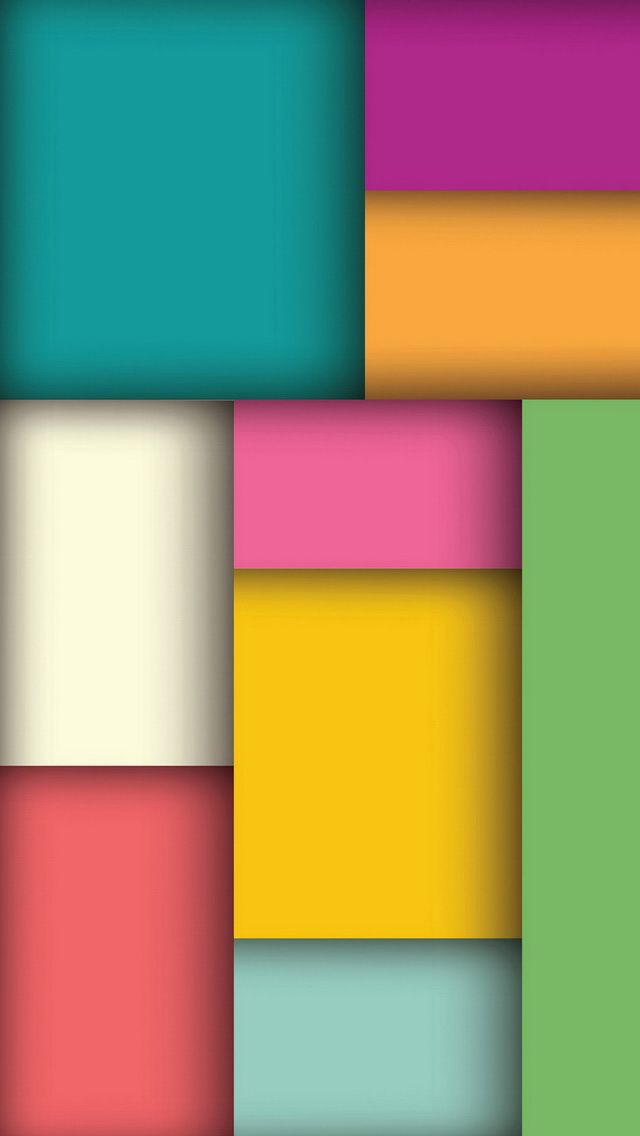 Tiled Color Blocks