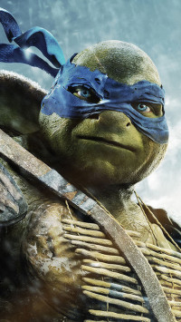 Teenage Mutant Ninja Turtles 2014 Leonardo